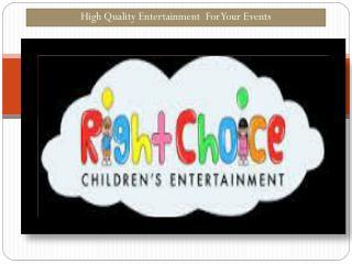 bouncy castle rentals magic show toronto ice cream truck