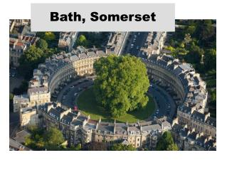 Bath, Somerset