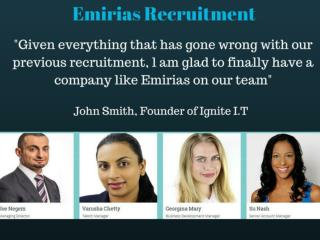 Recruitment Consultant for IT