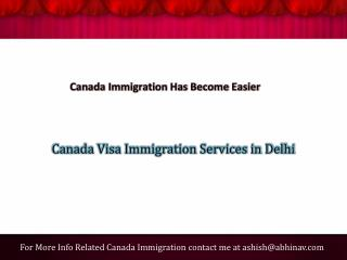 Canada Immigration Has Become Easier