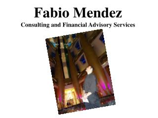 Fabio Mendez Consulting and Financial Advisory Services