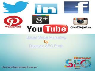 Social Media Marketing in Perth