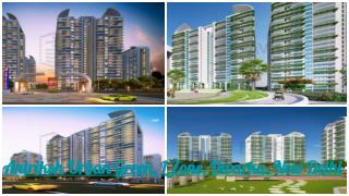 Antriksh Urban Greek, L Zone, Dwarka, Premium Residences in New Delhi