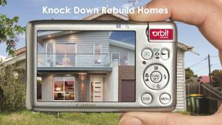 Knock Down Rebuild Homes