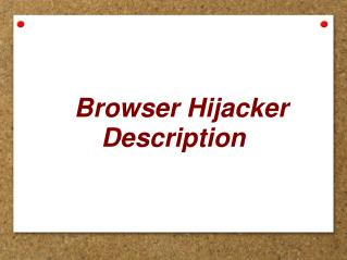 How To Remove Browser Hijacker Easily
