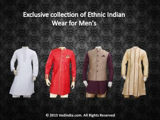 Exclusive collection of Mens Ethnic Indian Wear for Diwali