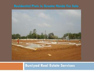 Residential Plots for sale in Greater Noida