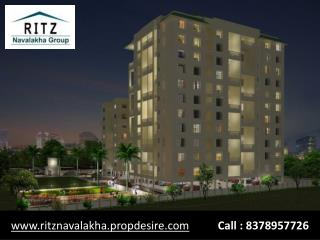 2 BHK Flats in Kharadi Pune, Ritz Navlakha