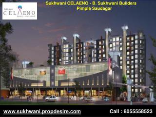 2 BHK Flats in Pimple Saudagar, Sukhwani CELAENO