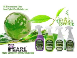 Pearl Waterless with Nano Wax Technology