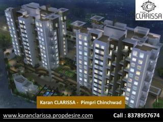 2 BHK Flats in Warje Pune, Karan Clarissa