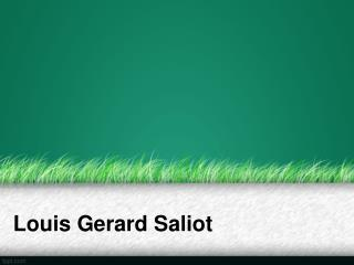 Louis Gerard Saliot | Euro Asia Management Group( Fiji)