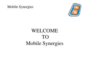 Mobile App Maker in Toronto - Mobile Synergies