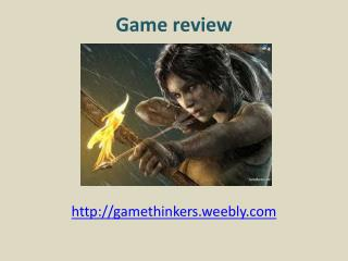 Game review pc gaming