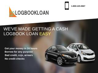 LOGBOOK LOAN EASY