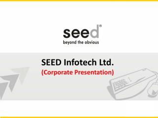 SoftwareTesting, Software Development, Hardware & Networking Courses From SEED Infotech