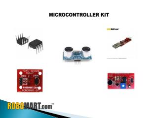 Microcontroller kit