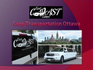 Corp Transportation Ottawa