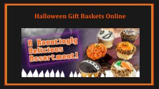 Halloween Gift Baskets Online