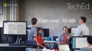 70-688 Practice Test
