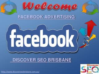 Discover SEO Brisbane | Facebook Advertising