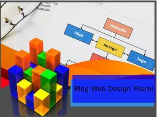 Blog Web Design Miami