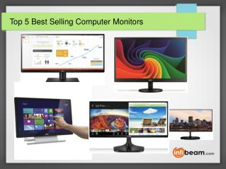 Top 5 Best Selling Computer Monitors