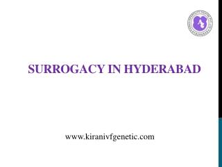 Surrogacy in hyderabad