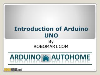 Buy Arduino Uno board at best prices - Robomart India