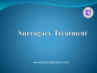 Surrogacy treatment
