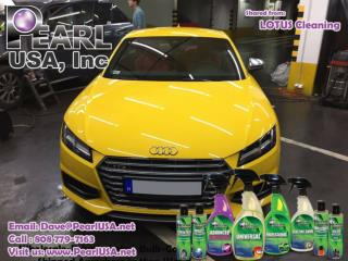 Pearl Waterless Product for Luxury Detailing