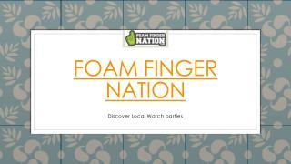 Foam Finger Nation