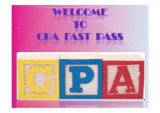 Best ways of How to Pass CPA Exam
