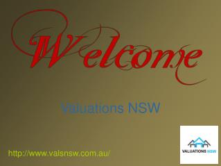Get Best Property Valuation At Lowest Price With Valuations NSW