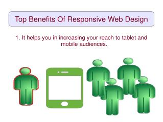 Top Benefits Of Responsive Web Design