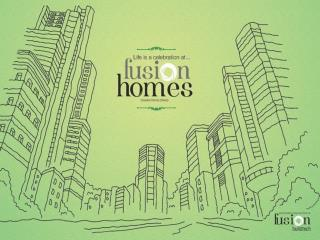 Fusion Homes Greater Noida West Call@  9560450435