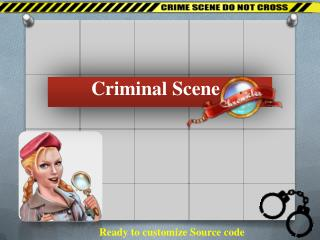 Most popular Android crime game source code available to customize