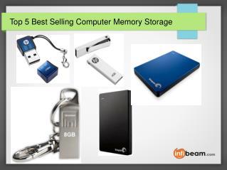 Computer memory storage