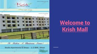 Krish Mall Alwar bypass in Bhiwadi.