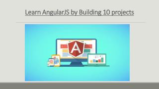 Learn AngularJS Online! Use Coupon Code to Avail 70% OFF