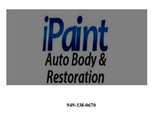 Ipaint Auto Body & Restoration