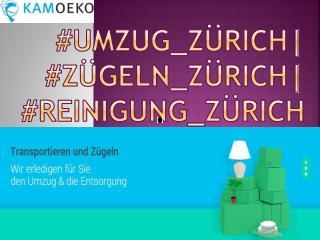 Reinigung Zürich