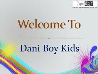 Dani Boy Kids Ppt