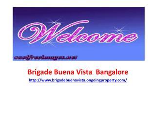 Brigade Buena Vista Pre Launch
