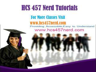 HCS 457 Nerd Peer Educator/hcs457nerddotcom