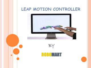 Leap Motion Controller - Robomart