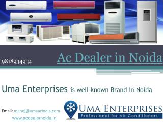 Ac Dealer in Noida Call Us @ 9818934934