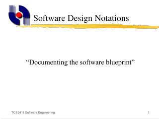 Software Design Notations