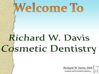 Dr. Richard Davis Ppt