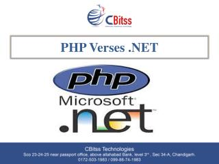 PHP verses .NET